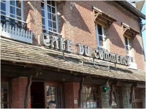 café du commerce Lyons